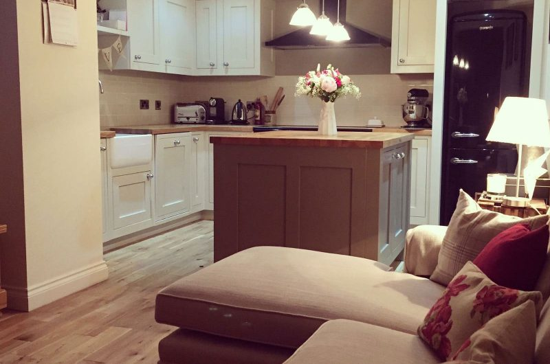 basement kitchen conversion